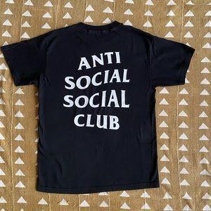 Shirts - Anti Social Social Club tshirt